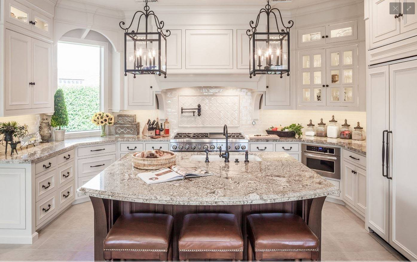- Which Backsplash Tile Goes With Granite? - Maria Killam