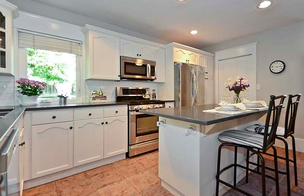 Vancouver Colour Consultant Paint Your Cabinets White To