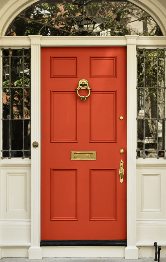 Front Door Colors Amusing Ten Best Front Door Colours For Your House  Maria Killam  The Inspiration
