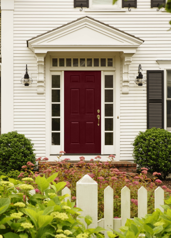 Ten Best Front Door Colours For Your House Maria Killam True