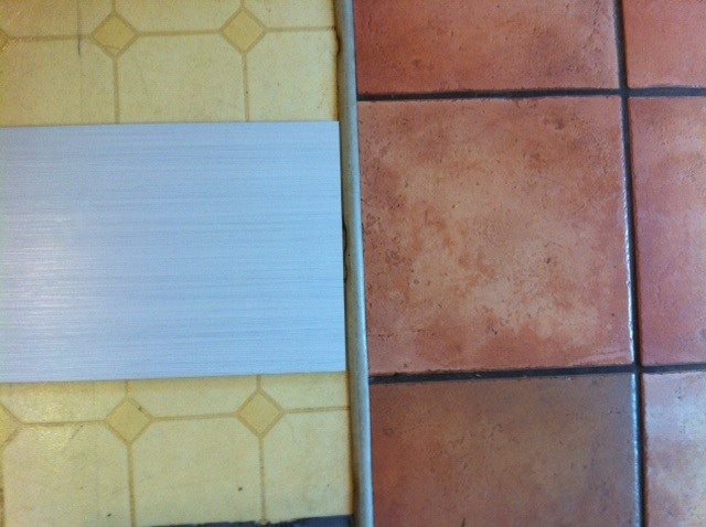How To Coordinate New Tile With Old Tile Maria Killam The True - 4x4 terracotta tile