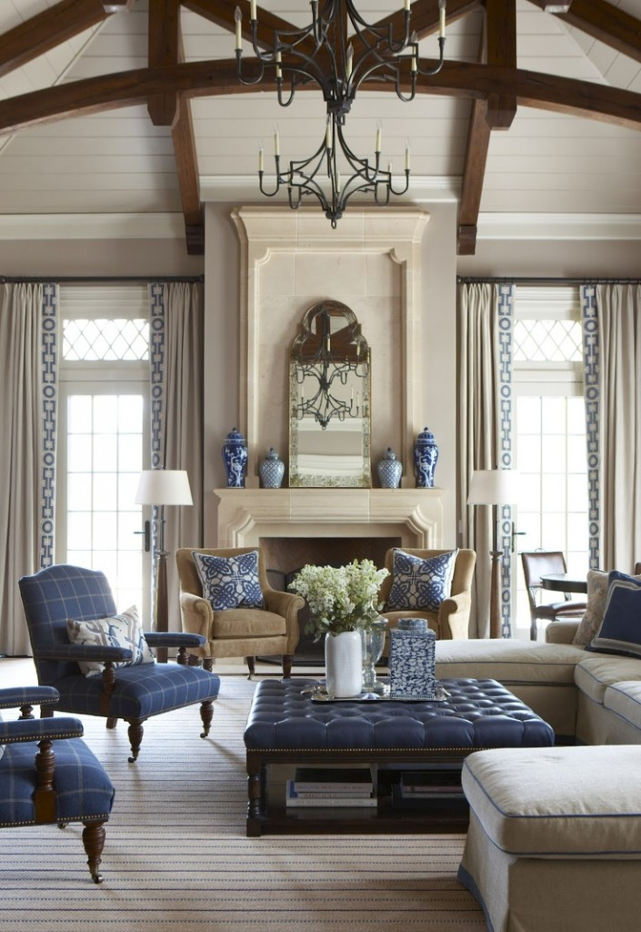 mantel decorating ideas with high ceilings - Decorating your Mantle and Fireplace Surround Maria