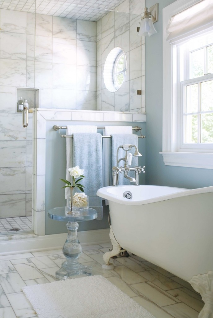 The Best White Bathrooms | Maria Killam | True Colour Expert