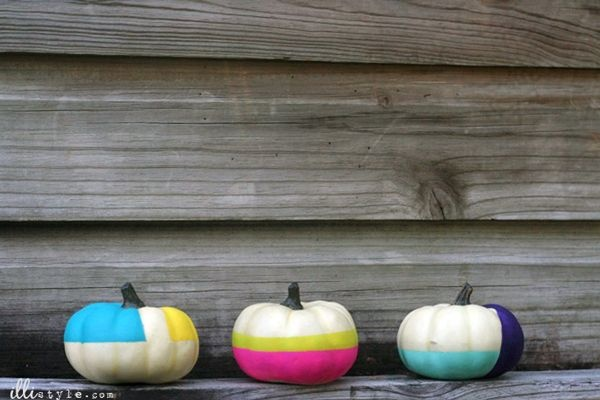 Trendy Pumpkins
