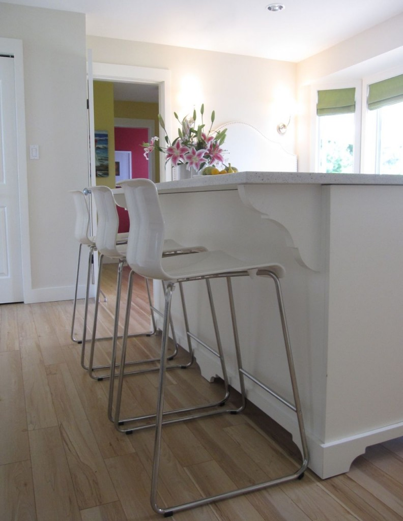 The Counter Stools In My Kitchen Maria Killam The True Colour Expert