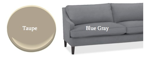 Ask Maria: How do I Work with Taupe & Blue Gray? - Maria Killam - The True Colour Expert