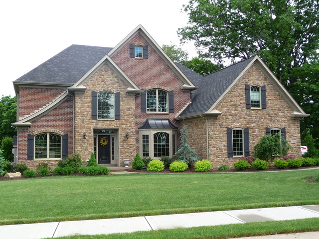 7 steps to choosing brick and stone for your exterior - Exterior brick and siding combinations ...