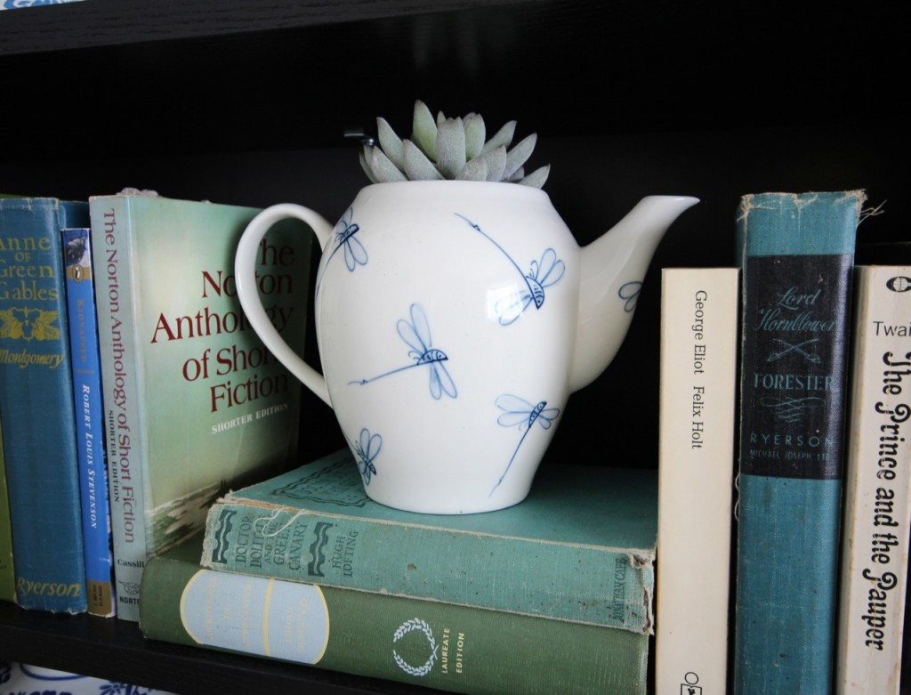 Whimsical Teapot