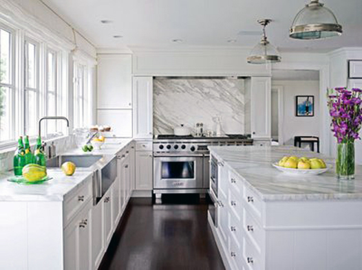 Can You Have White Cabinets With Espresso Hardwood Floors