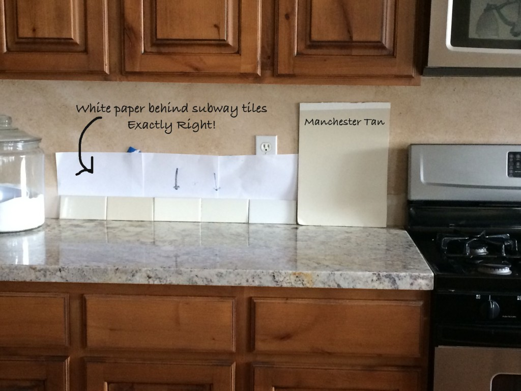 Trouble Selecting Backsplash For Kitchen