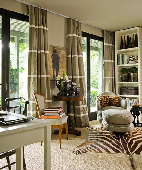 The Best Way To Choose Colour Of Your Curtain Rods Maria Killam