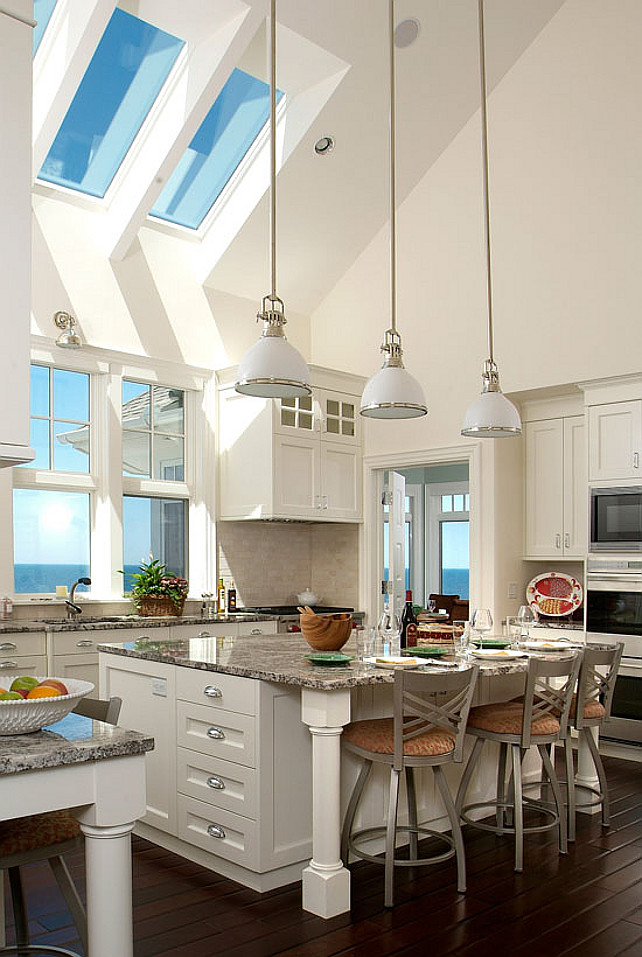 should kitchen match dining room