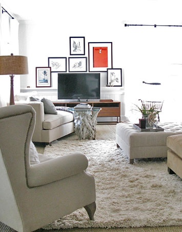 7 Best Ways To Decorate Around The TV
