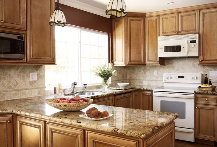 Ask Maria: Are Stainless Appliances Going out of Fashion ... on Light Maple Cabinets With White Countertops  id=58735