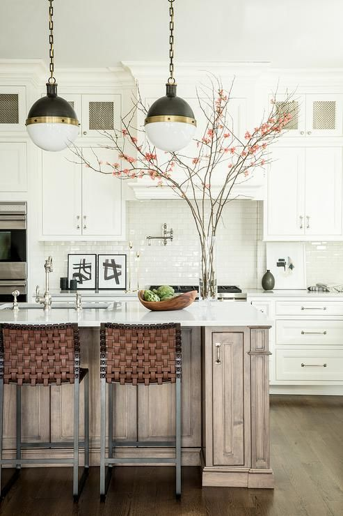 Classic White Kitchen two classic white kitchens to copy - maria killam - the true