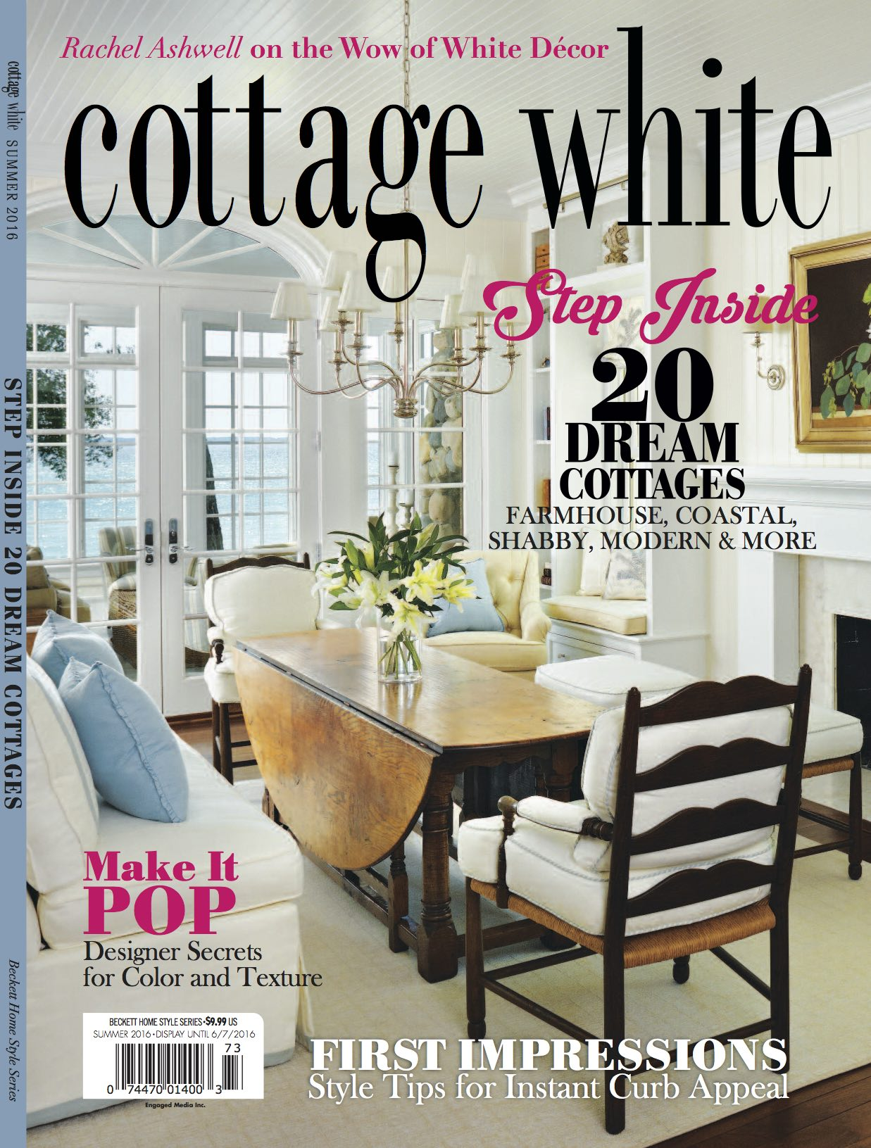 The Four Best Whites for your Open Plan House | Maria Killam