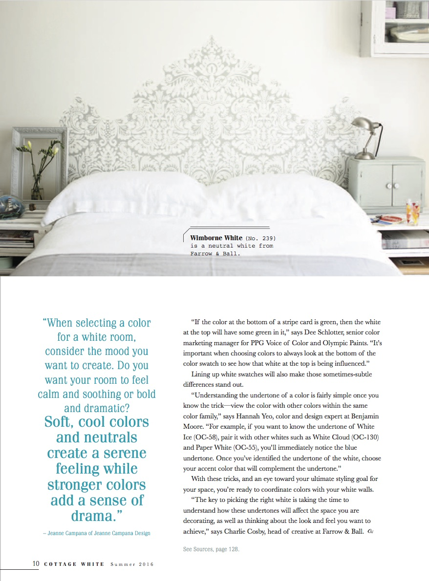 The Four Best Whites for your Open Plan House   Maria Killam
