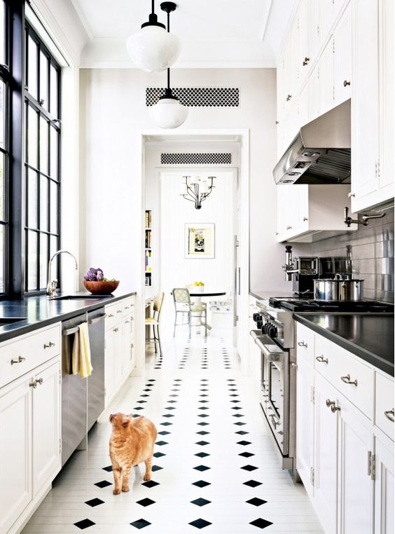 Ask Maria: Can I Combine Faux Hardwood Tile with my Oak Floors ...