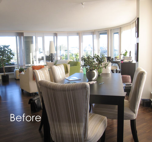 A Contemporary Yaletown Project: Before & After | Maria Killam