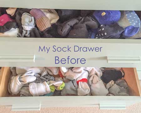 The Magical Art of Closet Organization: Before & After | Maria Killam
