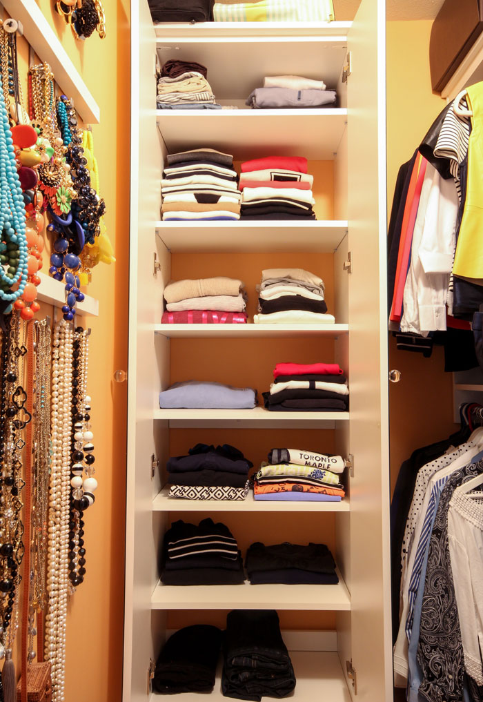 The Magical Art Of Closet Organization Before Amp After