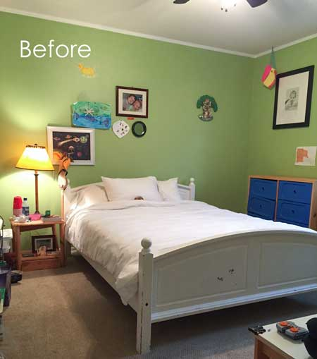 Wondering which colour your childs bedroom furniture should be? Look no further for Maria's no-nonsense advice.
