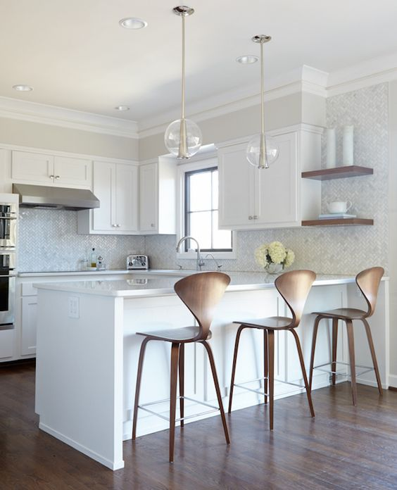The Best Way to Add a Peninsula to your Kitchen - Maria ...