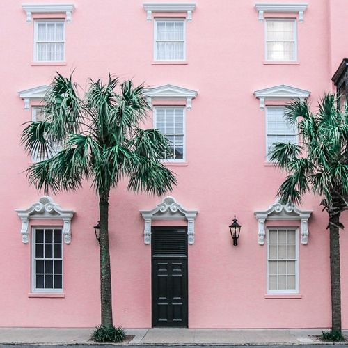 Trend Alert: Pink for Exterior | Maria Killam