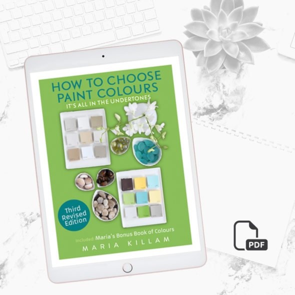 How to Choose Paint Colours eBook