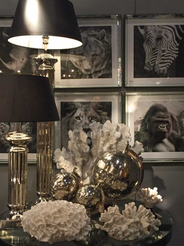 Is black the new grey trends for 2018 from maison objet for Objet moderne deco