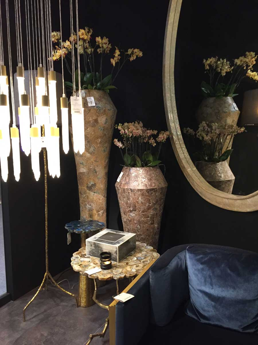 Is Black the New Grey? Trends for 2018 from Maison & Objet   Maria Killam