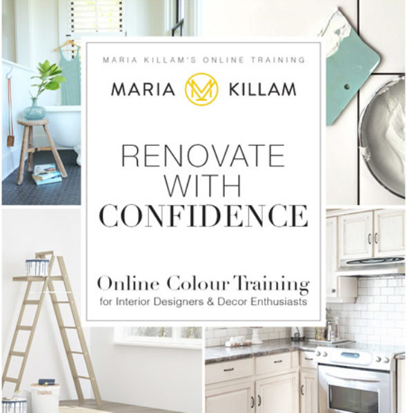 Using Colour With Confidence: Renovate With Confidence