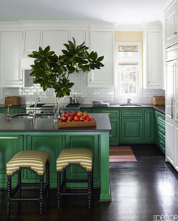 Ask Maria About Kitchen Cabinet Uppers And Lowers In Different
