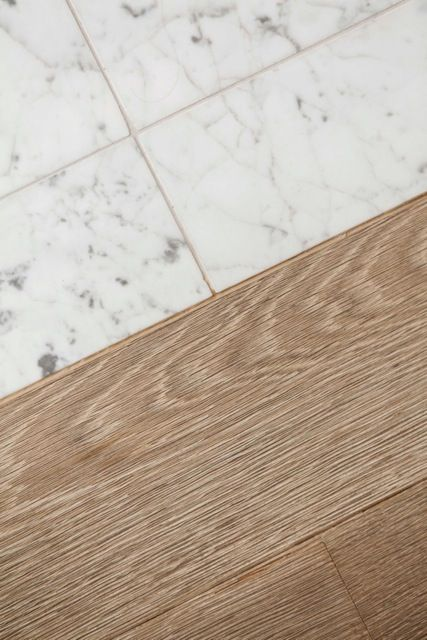 Ask Maria Can I Combine Faux Hardwood Tile With My Oak
