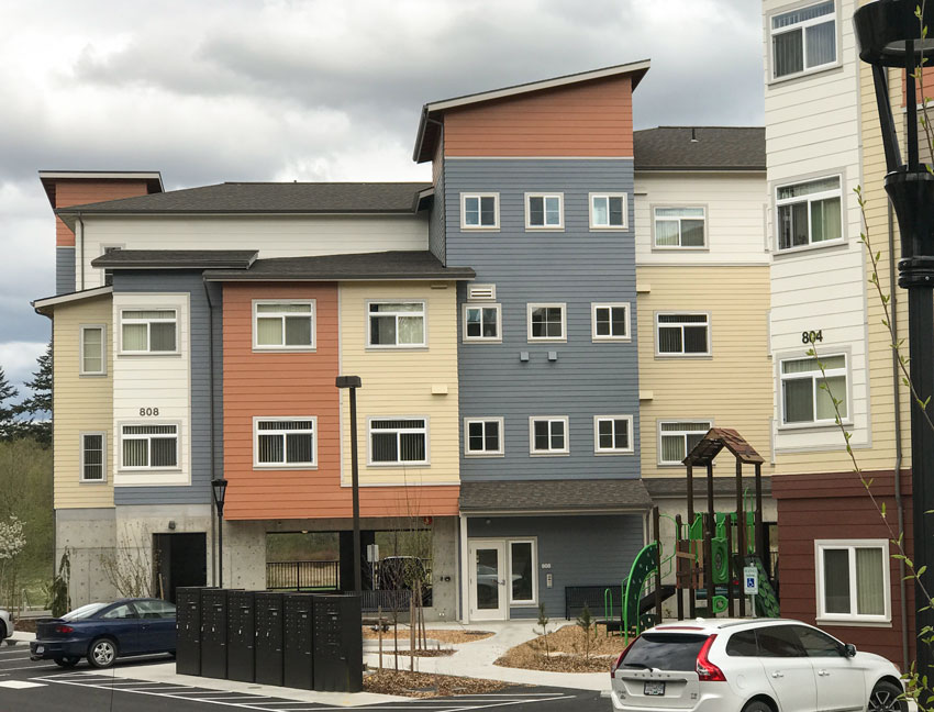 Best Exterior Colours For Apartment Buildings