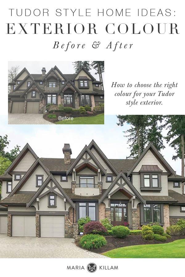 Tudor Style Home Ideas