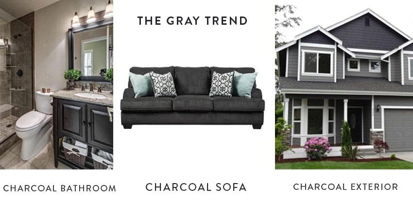 Grey Colour Trend
