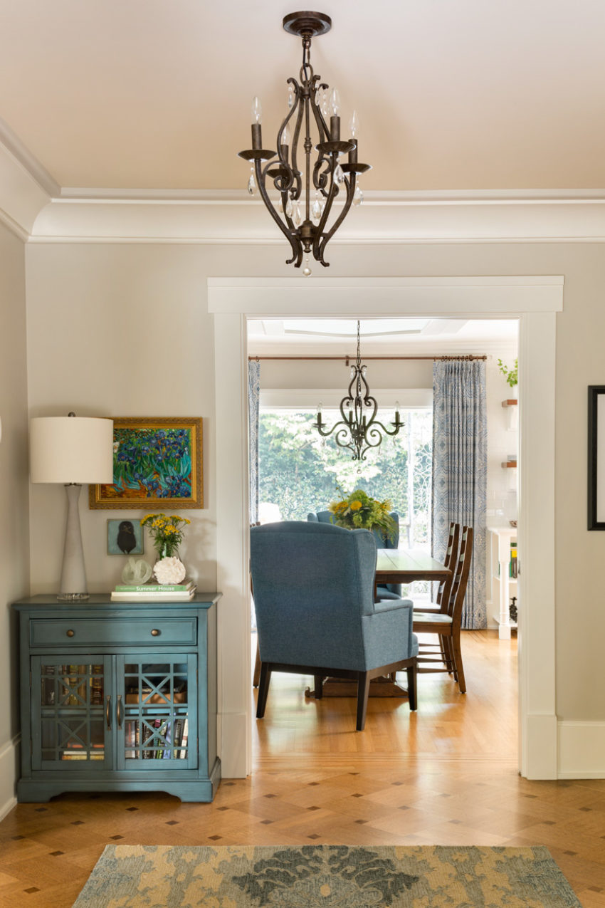 Entry | Dining Room