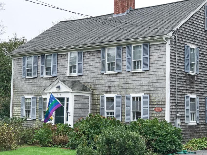 Seven Exterior Colour Lessons From Cape Cod Architecture
