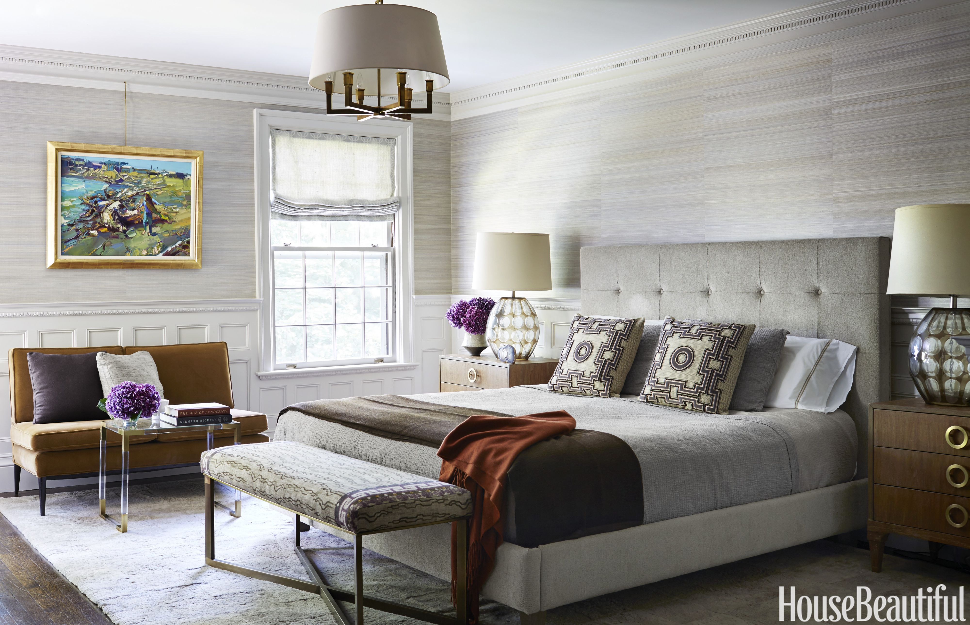 Master Bedroom Ideas For Couples Marriage Accent Walls