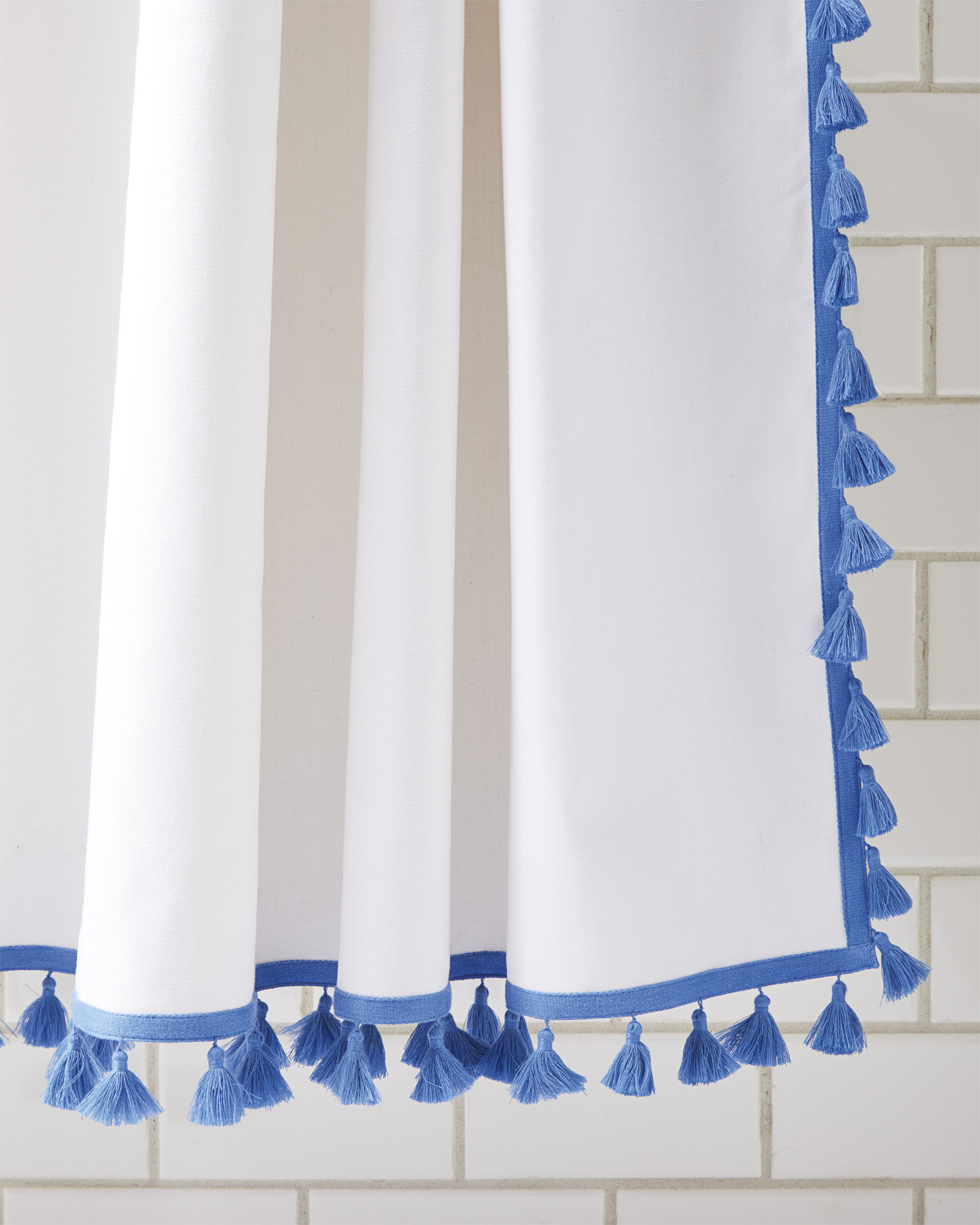 Transform Your Bathroom With A Shower Curtain Before After