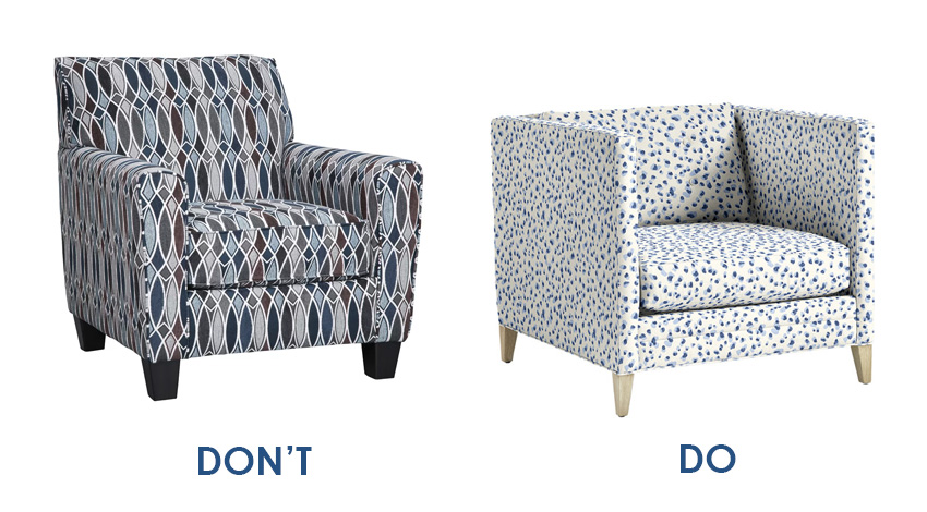 Don T Make This Common Mistake When Choosing An Accent Chair Maria Killam