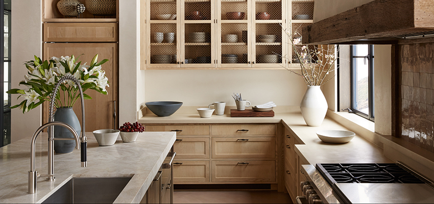 The New Look Of Wood Kitchens Timeless
