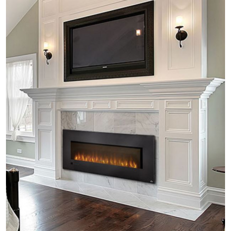 bad fireplace mixing styles