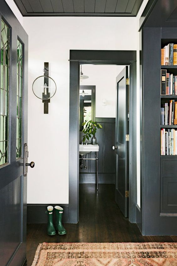 Do S And Dont S For Painting Your Doors Black Colour Expert Advice