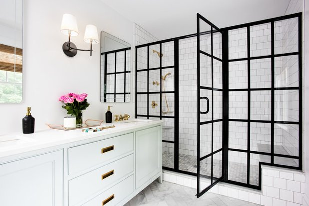 Are Black Shower Doors The Best Choice For Your New Bathroom