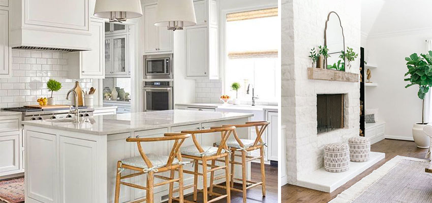 Ask Maria: Is My Travertine Backsplash Wrong With My White Kitchen?