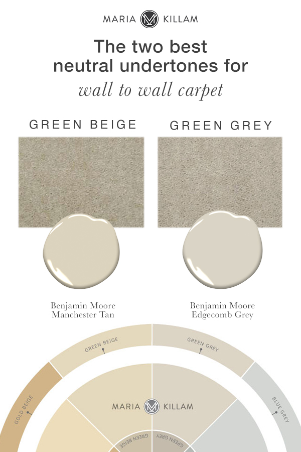 4 Steps to Choosing the Perfect Wall to Wall Carpet Colour