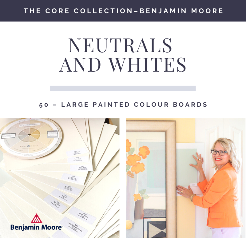 Best Benjamin Moore Neutral White Paint Colours