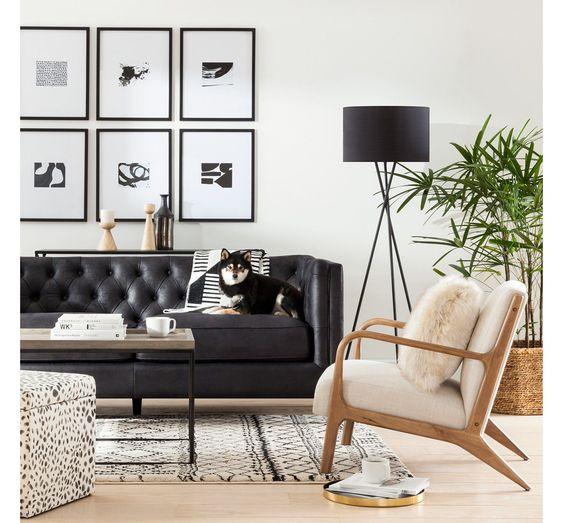 Awe Inspiring Should I Buy A Black Sofa Maria Killam The True Colour Short Links Chair Design For Home Short Linksinfo